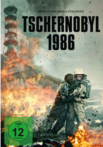 Tschernobyl 1986 (DVD)VL Min: 130/DD5.1/WS