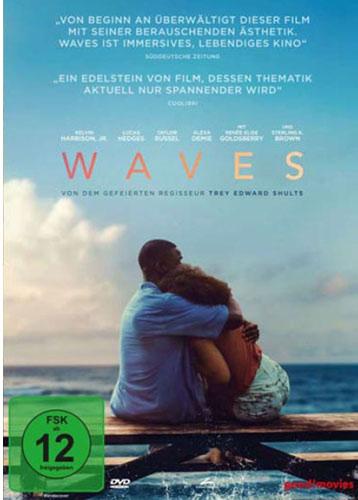 Waves (DVD)VL Min: 137/DD5.1/WS