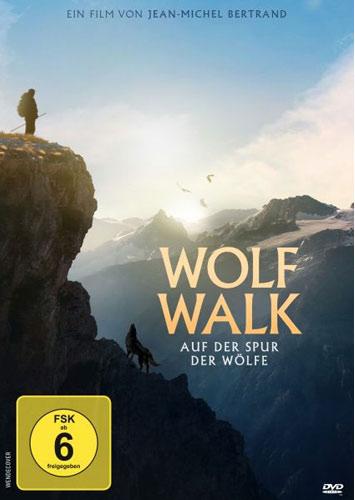 Wolf Walk - Auf der Spur d.Wölfe (DVD)VL Min: 90/DD5.1/WS