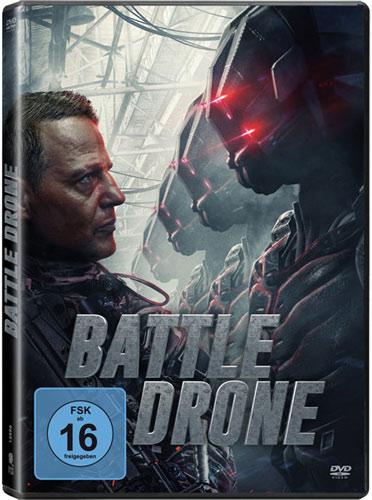 Battle Drone (DVD)VL Min: 90/DD5.1/WS
