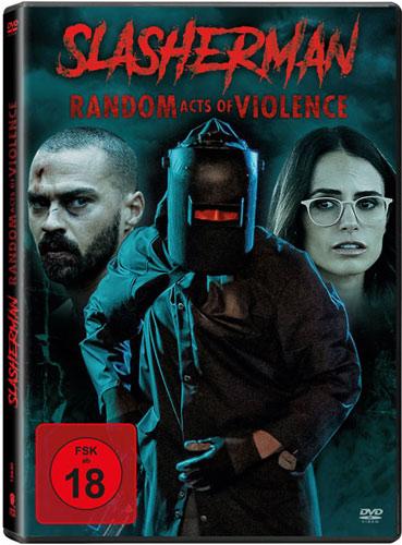 Slasherman (DVD)VL Random Acts o.Violenc Min: 77/DD5.1/WS