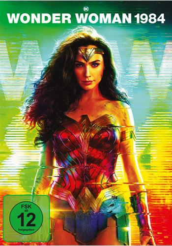 Wonder Woman 1984 (DVD)VL Min: 145/DD5.1/WS