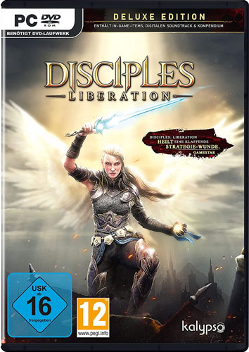 Disciples: Liberation  PC  DELUXE