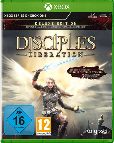 Disciples: Liberation  XB-ONE  DELUXE