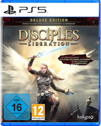 Disciples: Liberation  PS-5  DELUXE