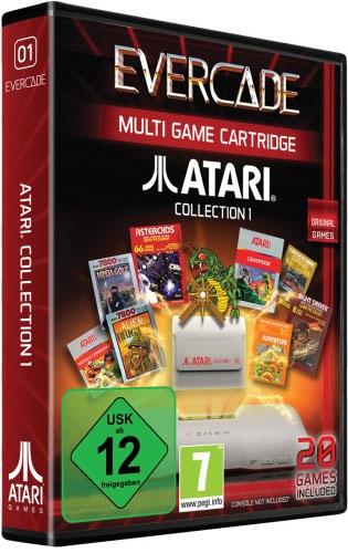 Evercade Atari Cartridge 1