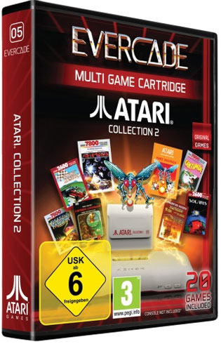 Evercade Atari Cartridge 2