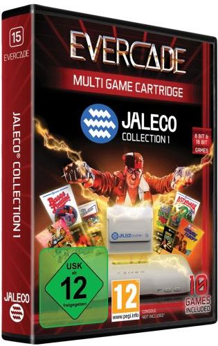 Evercade Jaleco Cartridge 1