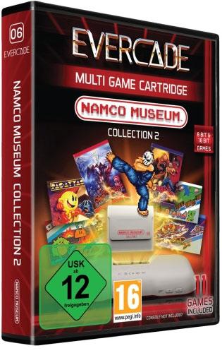 Evercade Namco Cartridge 2