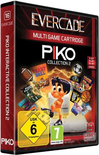 Evercade Piko Cartridge 2