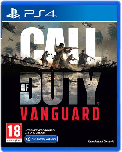 COD  Vanguard  PS-4  AT Call of Duty