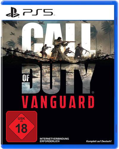 COD  Vanguard  PS-5 Call of Duty