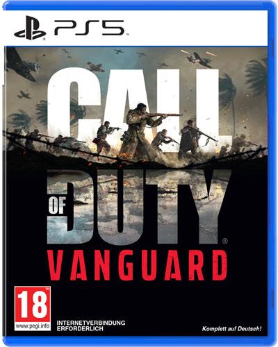 COD  Vanguard  PS-5  AT Call of Duty