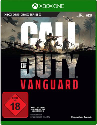 COD  Vanguard  XB-One Call of Duty