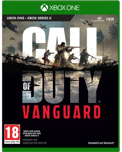 COD  Vanguard  XB-One  AT Call of Duty