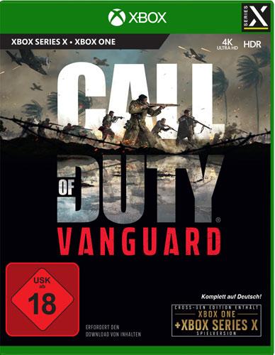 COD  Vanguard  XBSX Call of Duty