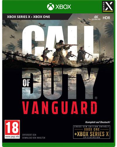 COD  Vanguard  XBSX  AT Call of Duty