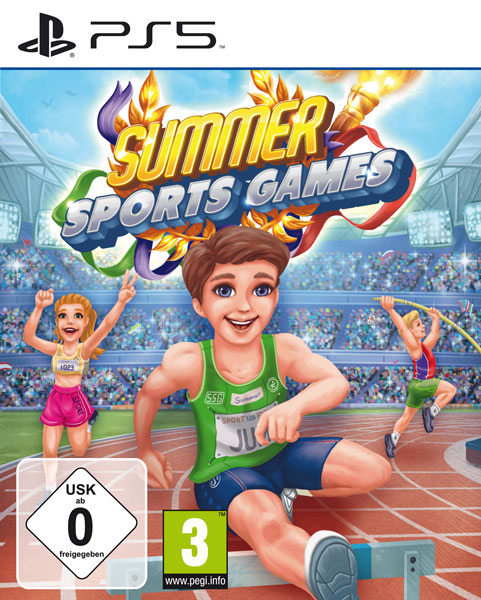 Summer Sports Games  PS-5