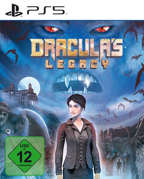 Dracula Legacy  PS-5