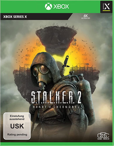 Stalker 2: Heart of Chernobyl  XBSX L.E. S.T.A.L.K.E.R 2