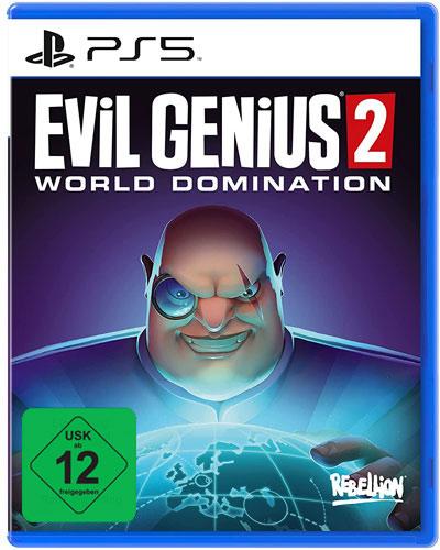 Evil Genius 2  PS-5 World Domination