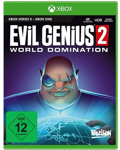 Evil Genius 2  XBSX World Domination