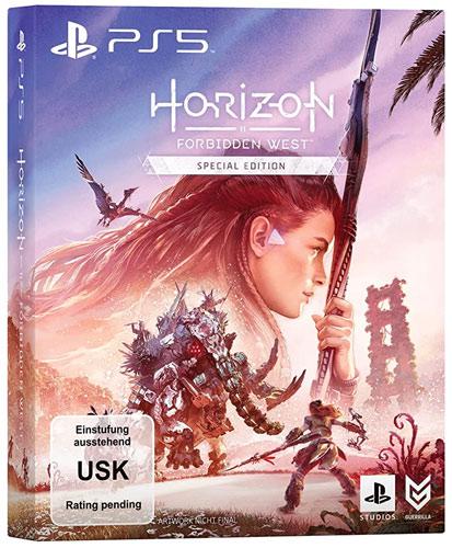 Horizon: Forbidden West  PS-5  S.E.