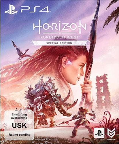 Horizon: Forbidden West  PS-4  S.E. Special Edition