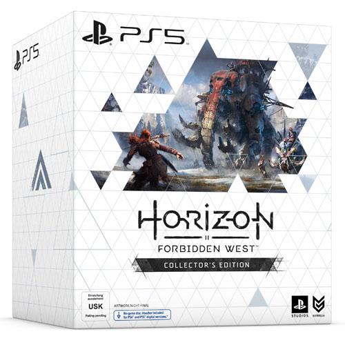Horizon: Forbidden West  PS-5  C.E. Collector Edition  (auch PS-4)