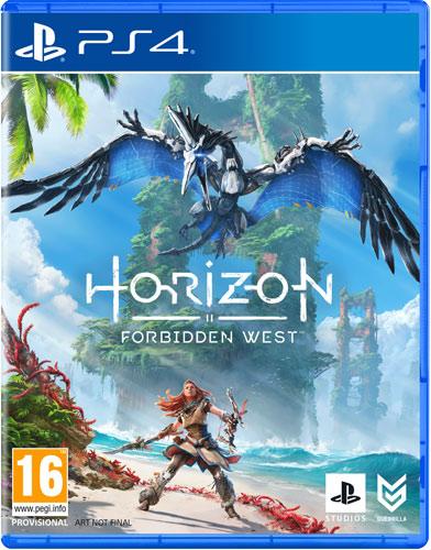 Horizon: Forbidden West  PS-4  AT