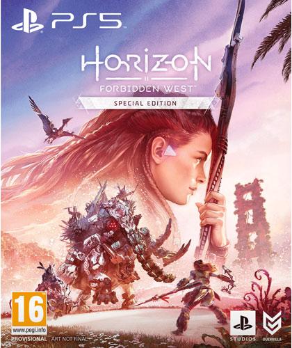 Horizon: Forbidden West  PS-5  S.E.  AT