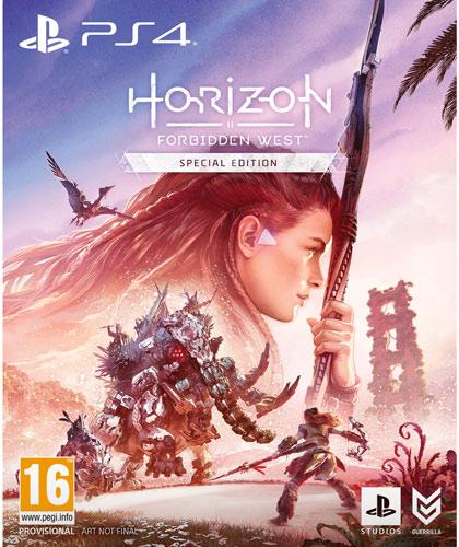 Horizon: Forbidden West  PS-4  S.E.  AT Special Edition