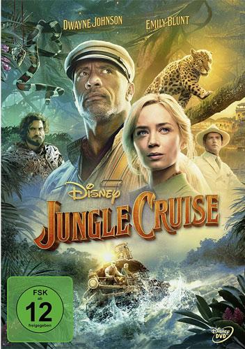 Jungle Cruise (DVD)   Min: /DD5.1/WS
