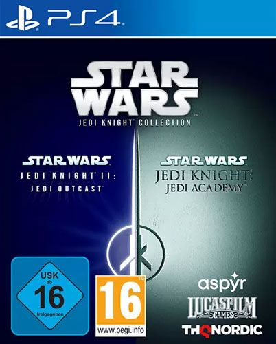 SW Jedi Knight Collection  PS4