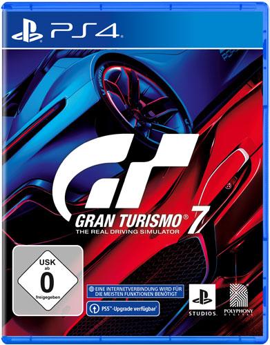 Gran Turismo 7  PS-4