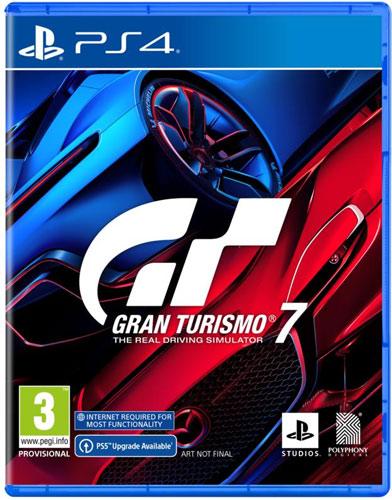Gran Turismo 7  PS-4  AT