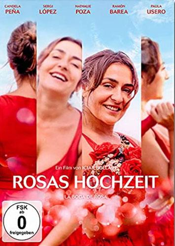 Rosas Hochzeit (DVD)VL Min: 99/DD5.1/WS