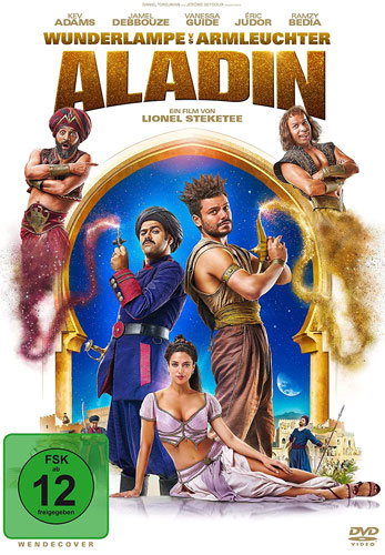 Aladin - Wunderlampe vs. Armleuchter (DVD)VL Min: 94/DD5.1/WS