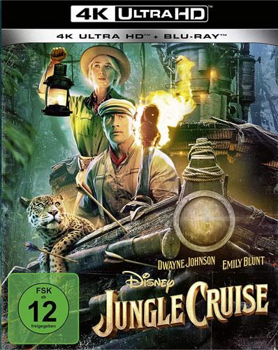 Jungle Cruise (UHD) Min: /DD5.1/WS