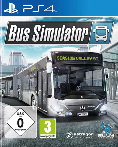 Bus Simulator  PS-4  Budget