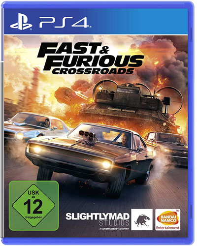 Fast & Furious Crossraods  PS-4  Budget